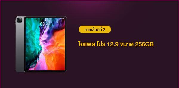 iPad โปร 12.9 ขนาด 256GB
